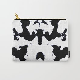 Black ink art Carry-All Pouch