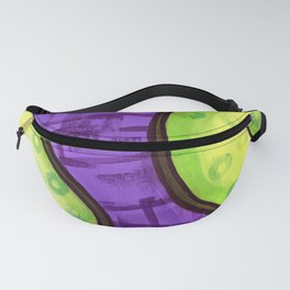 Perfect Avocado Fanny Pack