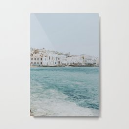 mykonos ii / greece Metal Print