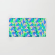 Colorful Scales Hand & Bath Towel