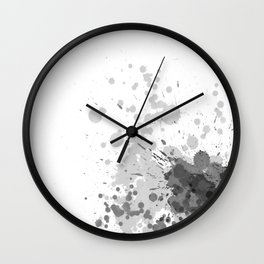 Passion Grey Wall Clock