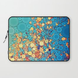 Sky and Leaves Laptop Sleeve