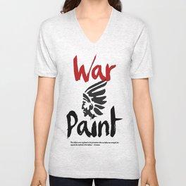 War Paint (V.1) Unisex V-Neck