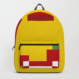 Pepper 8 Bits Cool Modern Graphic Style Backpack