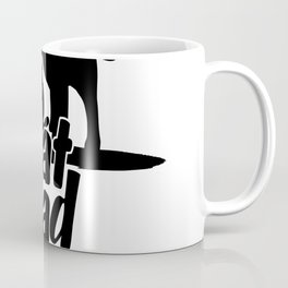 Cat Dad Coffee Mug