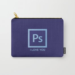 PS I LOVE YOU Carry-All Pouch