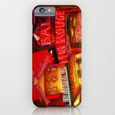 Paris in Red iPhone 6 Slim Case