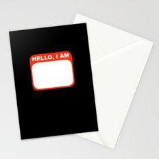 Hello, I am Stationery Cards