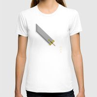 the mortal instruments T-shirts featuring Mortal Sword by kilianyutani