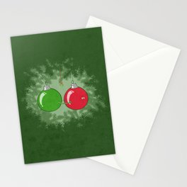 Shiny Balls Stationery Cards