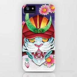 Tora! iPhone Case