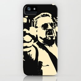 Walter's rules iPhone Case
