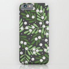 Mistletoe & Snow iPhone 6s Slim Case