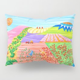 Birdland Pillow Sham