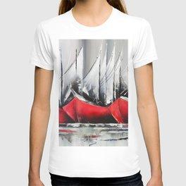 Boats Alingned T-shirt