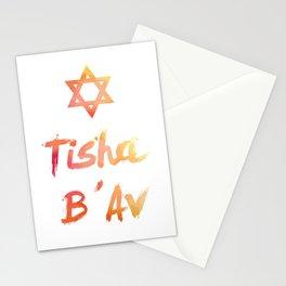 Tisha B'Av - found the way to survive Stationery Cards