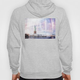 Statue of Liberty Art Hoody