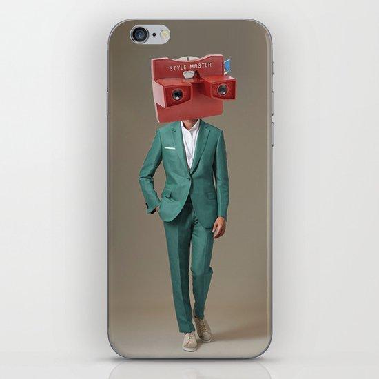style master iPhone & iPod Skin
