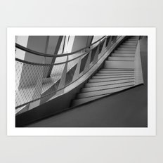 descend Art Print