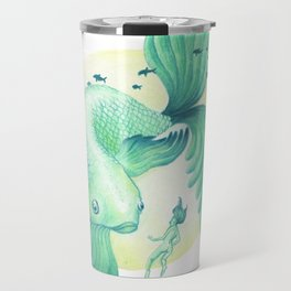 Big Fish Travel Mug