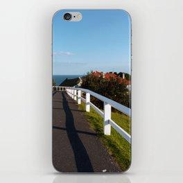 Walkway to Byron Bay, Australia iPhone Skin