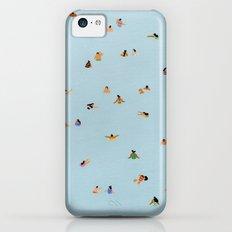 Dusty blue II Slim Case iPhone 5c