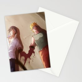 Sasuke Naruto Stationery Cards
