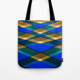 Geometrical architecture lines Tote Bag