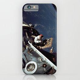 Apollo 9 - Spacewalk iPhone Case
