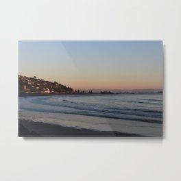 Sunrise at Sumner Beach Metal Print
