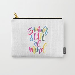 Summer State Of Mind Carry-All Pouch