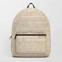 Constitution Backpack