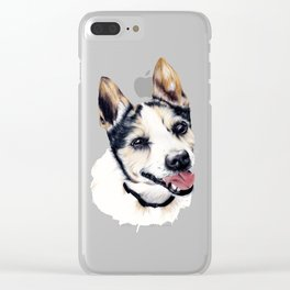 Max Clear iPhone Case