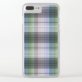 Pattern the cage 2 . Clear iPhone Case