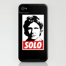Obey Han Solo (solo text version) - Star Wars iPhone (4, 4s) Slim Case
