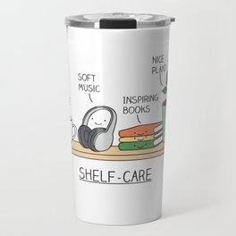Weekend self-care Travel Mug