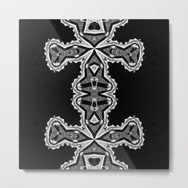 Mantis Quad Metal Print