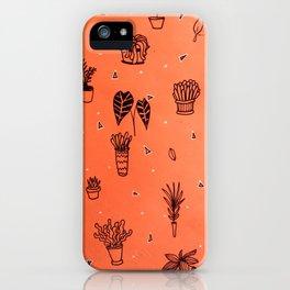 misspaul PLANTS iPhone Case
