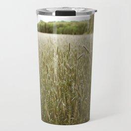 summer field Travel Mug