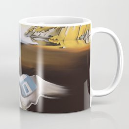 Persistence of 1.44 MB of Memory Coffee Mug
