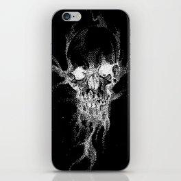 SAND SKULL iPhone Skin