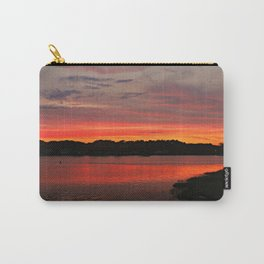 New England Sunset Carry-All Pouch