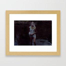 Water graves 5 Framed Art Print