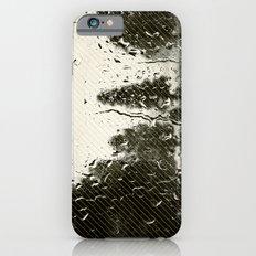 trees in lines iPhone 6s Slim Case