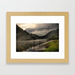 Ocoee River Framed Art Print