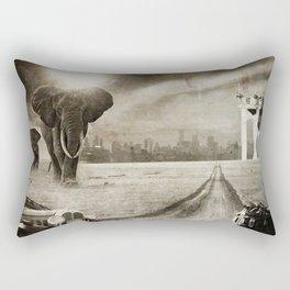 post Frisco Rectangular Pillow