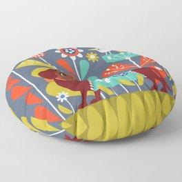 Dachshund Floor Pillow