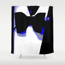 Kuhl's Kit Kat Klub: Mister Austerlitz Danced A Little Shower Curtain