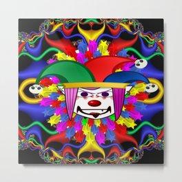 clown stars Metal Print