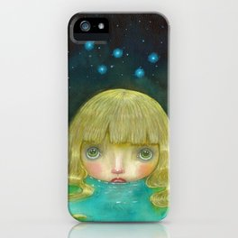 Cassiopeia iPhone Case